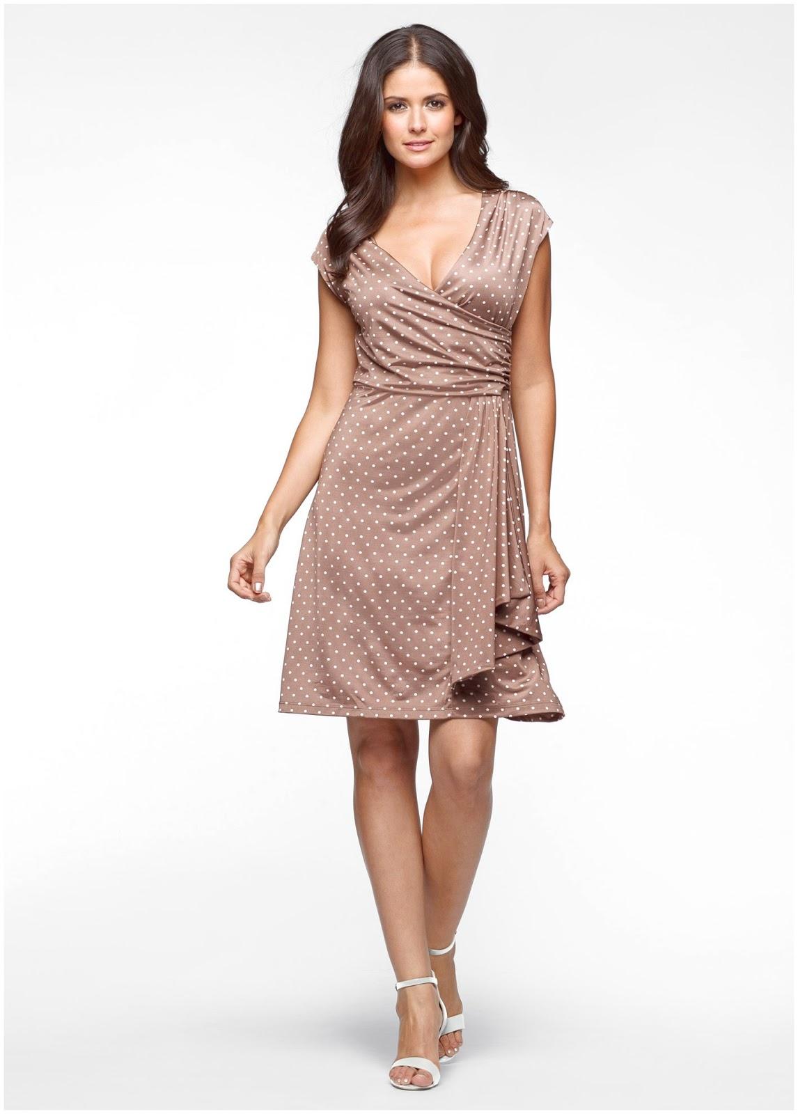 Modelos vestidos para senoras gorditas