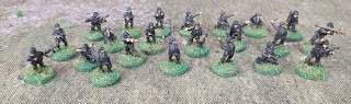 15mm plastic German leaders and AT figures