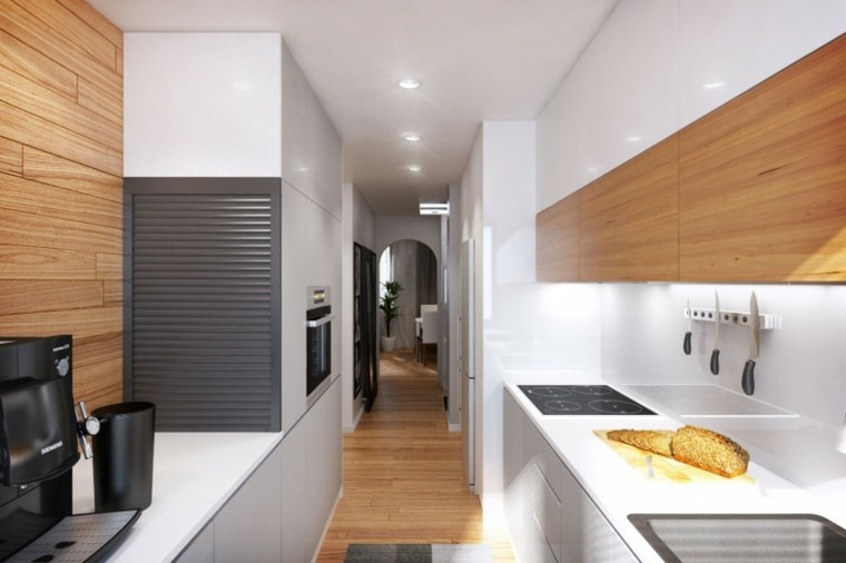 Modern Kitchen Remodel Pictures With Oak Cabinets Ideas 19