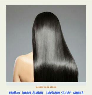 obat alami rambut beruban