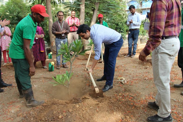 Godrej group's green initiative towards World Environment Day