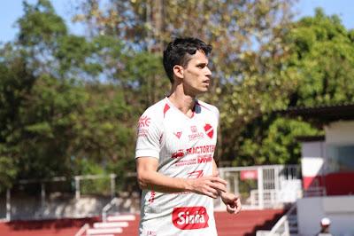 Vila Nova não terá atacante Henan na tentativa de quebrar o tabu contra o Jaraguá