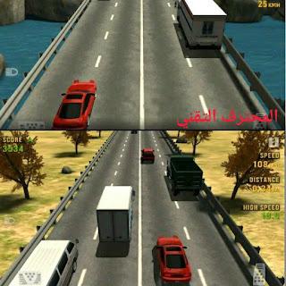 تحميل لعبة Traffic Racer سباق السيارات مهكرة للاندرويد والايفون جديد 2020