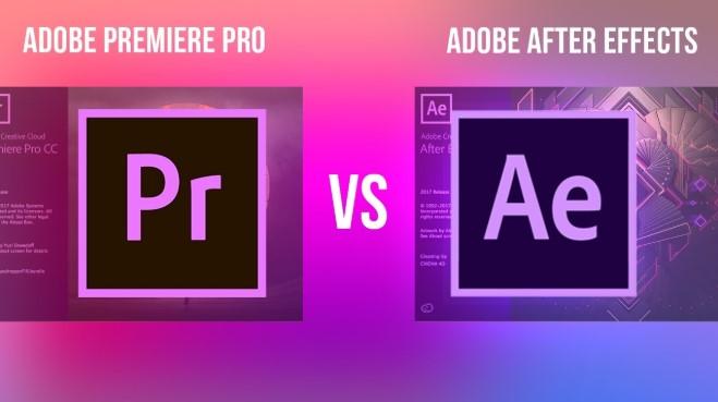 Inilah Perbedaan Software Adobe Premiere dengan Adobe After Effect