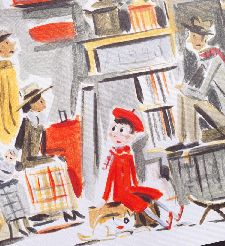 A Vintage Nerd, Vintage Blog, Little Audrey's Daydream Book, Audrey Hepburn Book, Old Hollywood Blog, Classic Film Blog, Audrey Week, Audrey Hepburn Blog