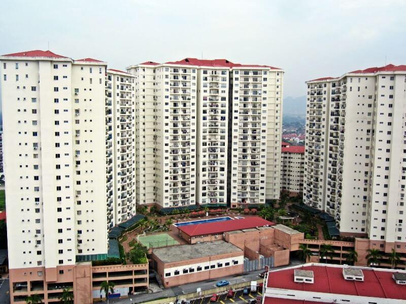 Rumah Flat