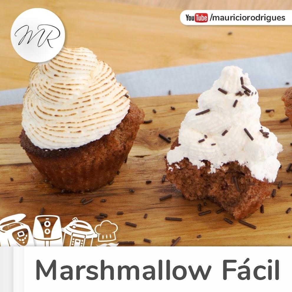 VÍDEO - Marshmallow Fácil!