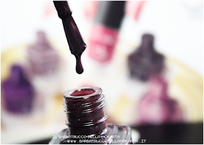recensione nails brown polish sweet temptation collection, polish, lipstick, rossetti , smalti unghie by tns cosmetics