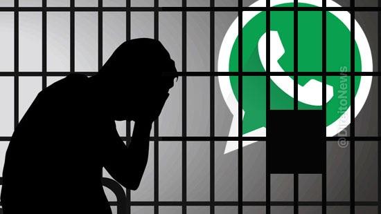 lei 8 anos prisao golpes whatsapp
