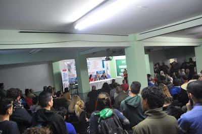 Con representantes de más de 40 medios, se realizó, en el día del periodista, el Foro por la Comunicación Democrática, Popular y Organizada