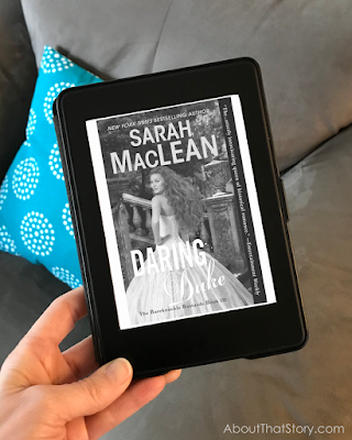 Book Review: Daring and the Duke by Sarah MacLean | About That Story