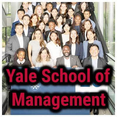 Cómo se desarrolla la Misión de Yale SOM en el Mundo real