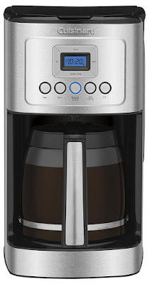 Programmable Stainless Drip Coffee Maker