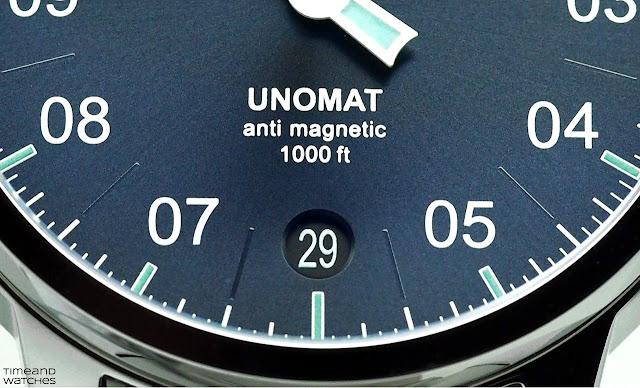 MeisterSinger Unomat UN917