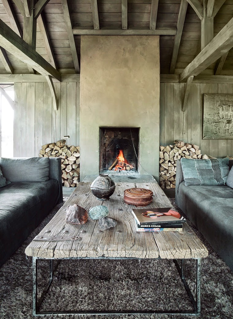 Decor Inspiration Pure Beauty: Country house in Belgium ...