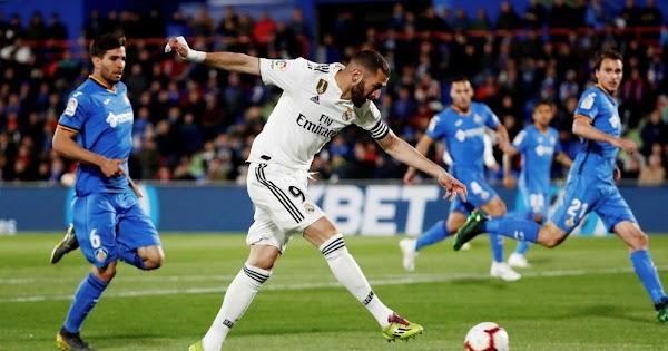 نتيجة مباراة ريال مدريد وخيتافي اليوم 02-07-2020 الدوري الاسباني