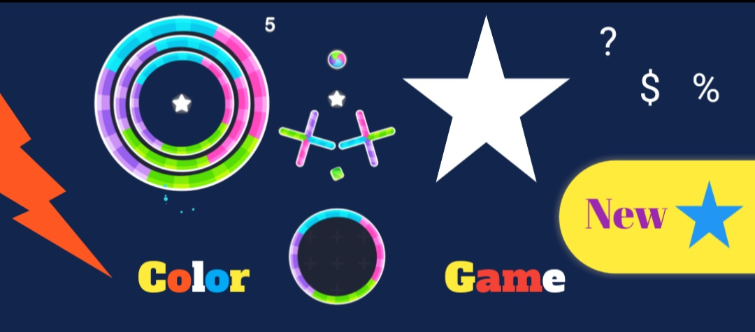 How To Make Color Circle Game in Scketchware - developer rajendra