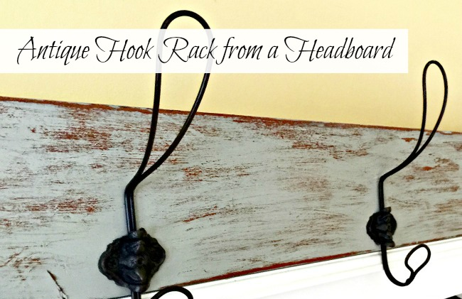 Large Antique Racks with Beautiful Hooks www.homeroad.net