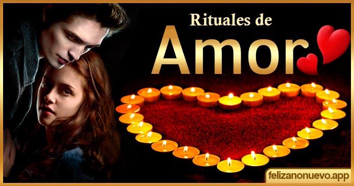Rituales para nuevo amor 2022