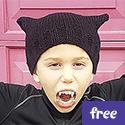Bat Hat (free)