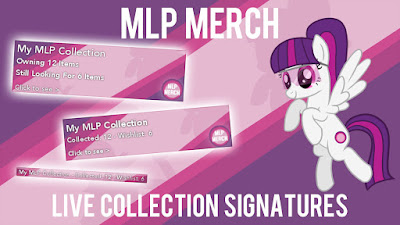 MLP Merch Presents: Live Collection Signatures