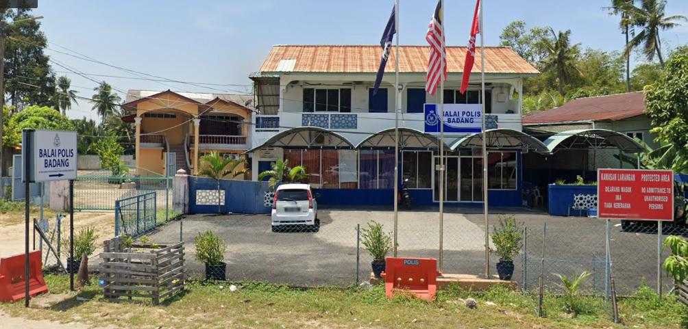 Balai Polis Badang