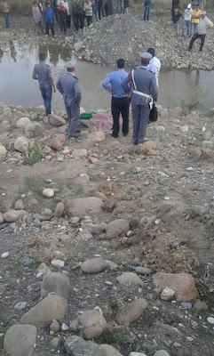 فاجعة تاونات:غرق تلميذة وأخيها يدرسان بالابتدائي في حفرة