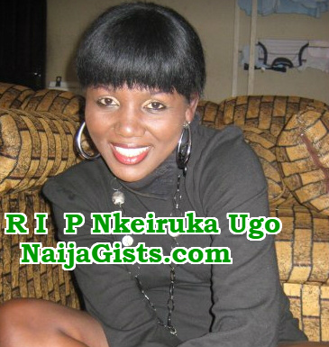 Nora Nkiruka Ugo dies fibroid complication