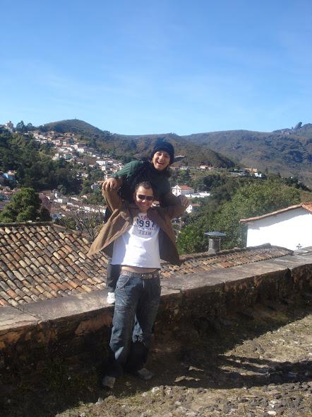 Ouro Preto Pose