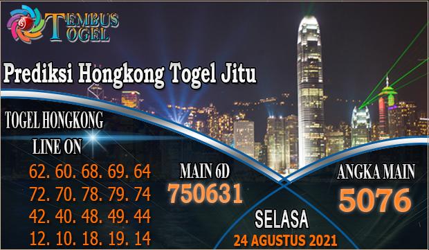 Prediksi Hongkong Togel Jitu, Selasa 24 Agustus 2021 Tembus Togel