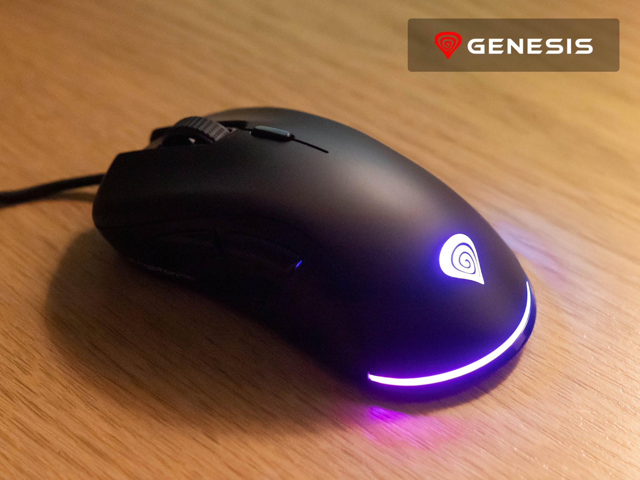 Genesis Krypton 200 LED