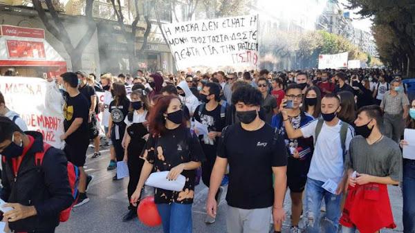 Μεγάλα πανεκπαιδευτικά συλλαλητήρια
