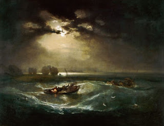 Pêcheurs en mer - William Turner