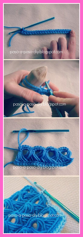 Cómo tejer una linda bufanda paso a paso