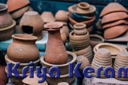 Mata Pelajaran SMK jurusan Kriya Keramik