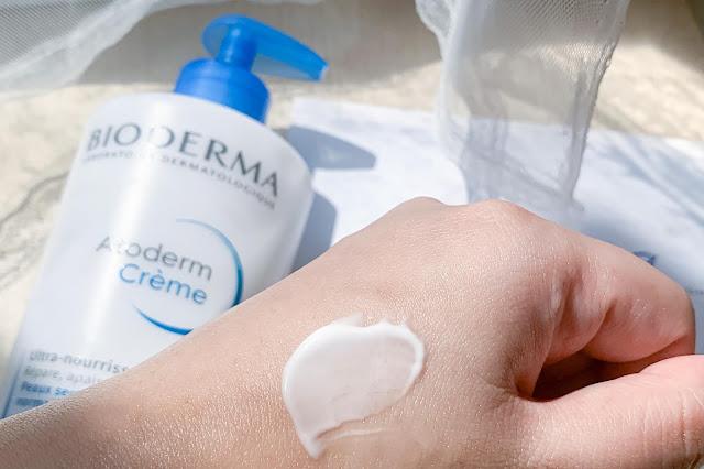 Texture Bioderma Atoderm Creme