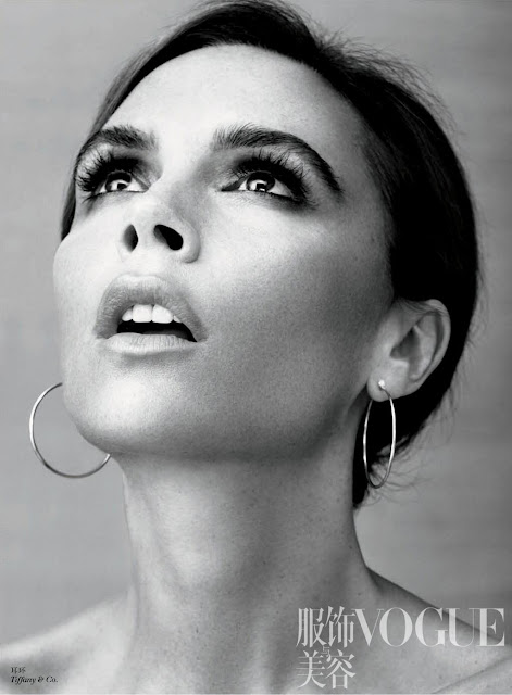 Beautiful Victoria Beckham