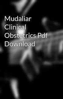 Mudaliar and Menon's Clinical Obstetrics - 2nd Edition