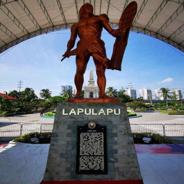 lapulapu historical marker