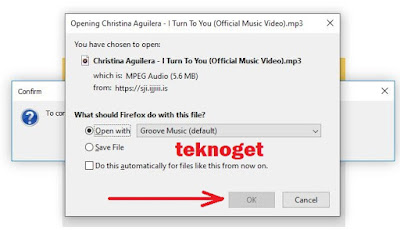 Cara Download MP3 YouTube di Android