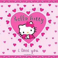 Gambar I Love Hello Kitty 2