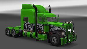 Road Hog skin for Peterbilt 389