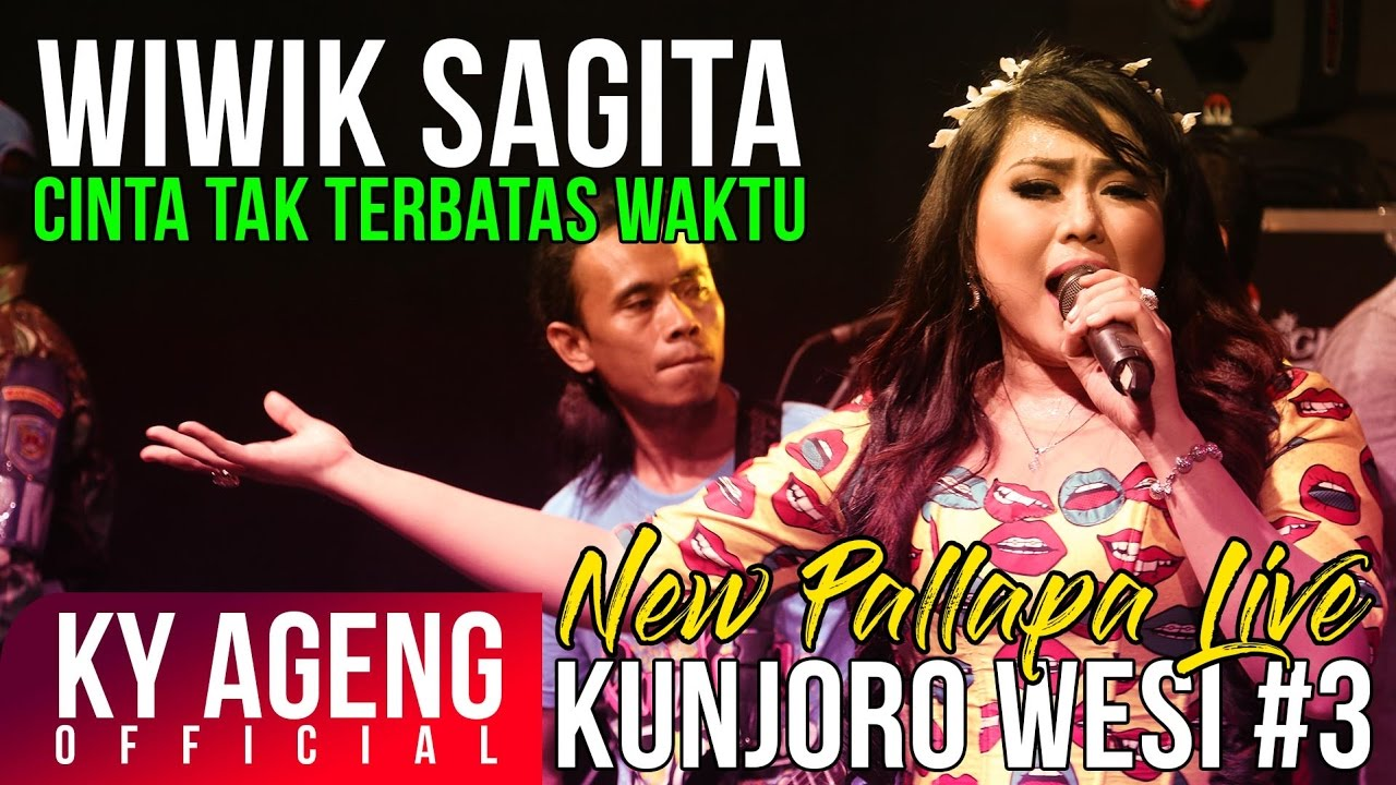 Download Lagu Wiwik Sagita - Cinta Tak Terbatas Waktu (CTTW) - OM New Pallapa Mp3