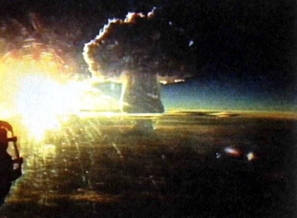 Rusia muestra video de la detonación de la bomba Zar, la más poderosa del mundo ¿El fin se acerca?