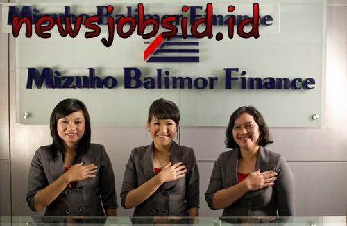 Lowongan Kerja PT. Mizuho Balimor Finance Dibuka Hingga Akhir Mei 2017