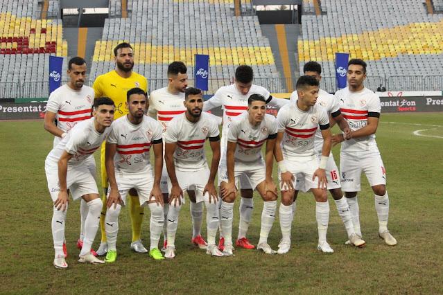 باتشيكو يعلن عن قائمة الزمالك النهائية لمواجهه غزل المحلة غدا في الدوري المصري