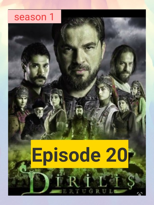 Ertugal ghazi Episode 20 download in Urdu | Ertugal drama season 1 download |Urtugal drama download in Urdu