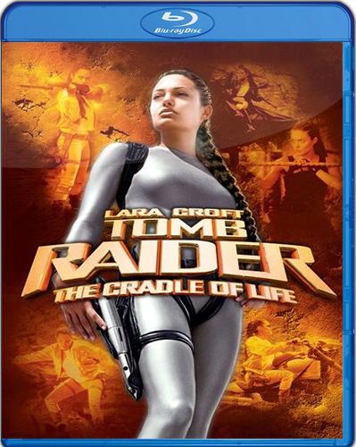 Lara Croft Tomb Raider: The Cradle of Life [2003] [BD25] [Latino]