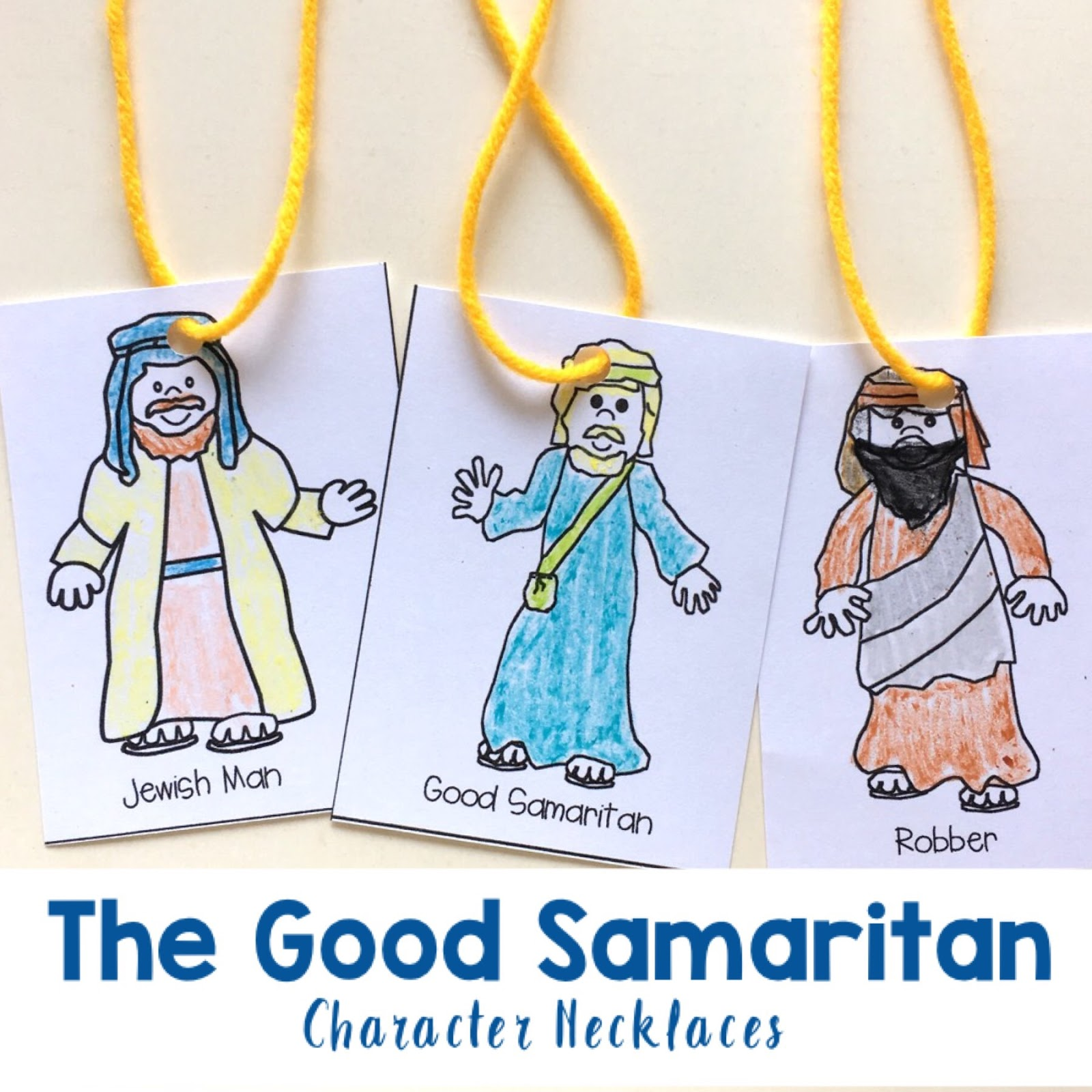 Week 17 The Good Samaritan