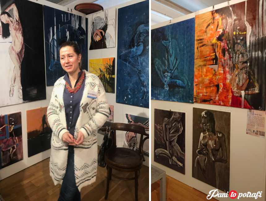 Artystka - Kamila Sitak